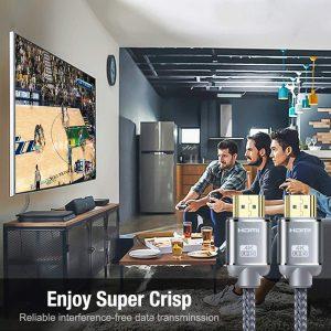 câble HDMI pour TV 4K